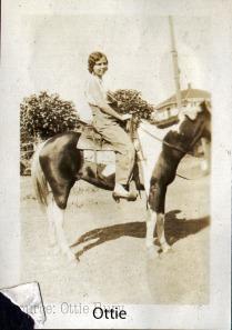 Ottie ca 1927