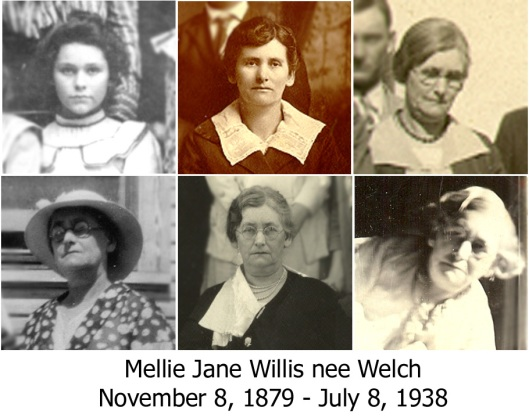 Mellie-thru-the-years